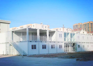 China Fast Construction Custom Container House No Leakage 5800mm * 2250mm * 2500mm supplier