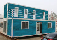 Good Quality Prefabricated Container House & Safe Comfortable Modular Storage Container Homes 6000mm * 2438mm * 2640mm on sale