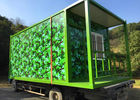 China Camouflage Color Living Container House For Honorable Person CS Game Exercise Base company
