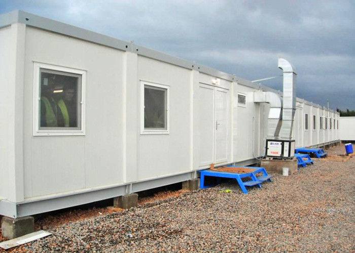 Temporary Steel Storage Container Homes Environmental Friendly Optional Color & Temporary Steel Storage Container Homes Environmental Friendly ...