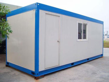 Original Portable Container House Galvanized Steel 6000mm * 2438mm * 2640mm