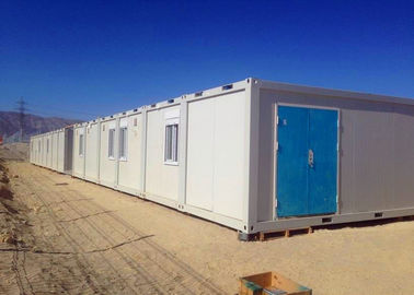 Anti - Seismic Storage Container Buildings Windbreak Durable For Construction Site