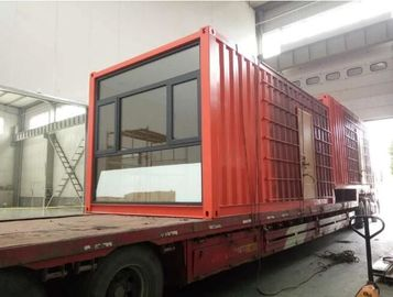 China Customized Living Container House , Flexible Assembly Portable Living Containers factory