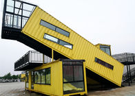 Steel Material Commercial Modular Buildings Compositive